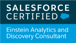 Salesforce Certified Einstein Analytics & Discovery Consultant
