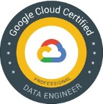 Google Certified Data Engineer