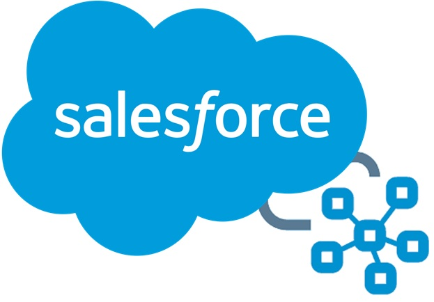 The Salesforce Data Blog Logo