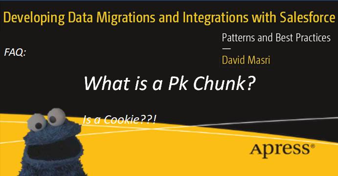 FAQ: What is a Pk Chunk?