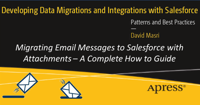 Migrating Email Messages to Salesforce with Attachments - A Complete How to Guide.